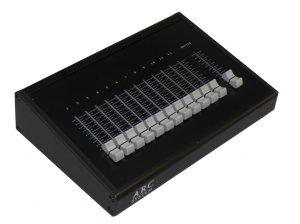 DMX 12chフェーダーコントローラー