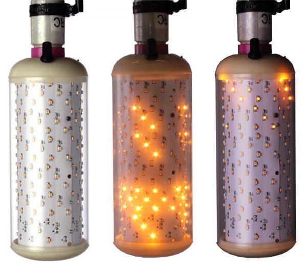LED 灯籠ランプ 画像